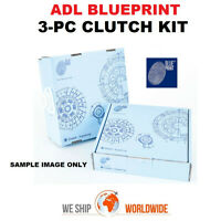 ADL BLUEPRINT 3-PC CLUTCH KIT for RENAULT MASTER II Bus 2.8 dTI 1998-2001