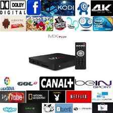SMART TV MX PLUS ANDROID 5.1 AMLOGIC S905 NUEVO MODELO 4K QUAD CORE MOVISTAR TV