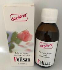 Depileve Folisan, gegen Rasurbrand und eingewachsene Haare, 150ml