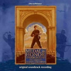 Medal Of Honor Underground (Soundtrack CD) Michael Giacchino