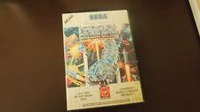 Arcade Smash Hits Sega Master System PAL Preloved