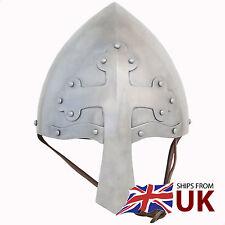 Norman / Viking / Saxon Nasal Helmet (LARP / SCA / Reenactment Costume )