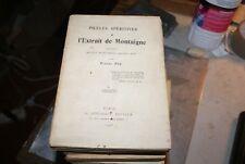 Pierre Pic : PILULES APERITIVES A L'EXTRAIT DE MONTAIGNE - 1908, Michel