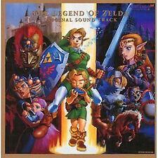 LEGEND of ZELDA SOUNDTRACK CD Ocarina of Time