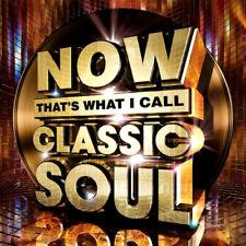 SOUL MUSIC * 79 CLASSIC SOUL & MOTOWN HITS * New 3-CD Boxset * All Original Hits