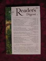 Readers Digest October 1969 Apollo 11 DDT Berlin John Gunther Beverly Sills