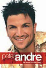 All About Us: My Story by Peter Andre, Book, New (Paperback)