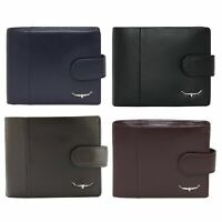 RM Williams Wallet with Coin Pocket and Tab - RRP 144.99 - FREE EXPRESS POSTAGE