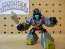 Transformers Robot Heroes VERY RARE SNARL Slag Triceratops G1 - Universe Wave 4
