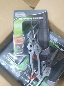 *STOCK CLEARANCE* - 72x Platinum Range Japanese Steel Trimming Pruners