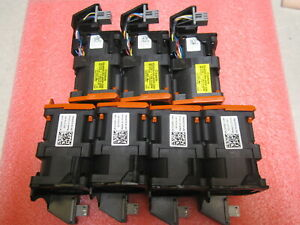 Lot of 7 Genuine OEM Dell 2X0NG VGMHR PowerEdge R620 R630 FAN