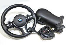 BMW 3 4 series F30 F32 F33 F34 HEATED steering wheel retrofit FULL set
