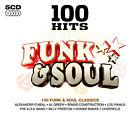 100 GREATEST HITS ~ FUNK AND SOUL CLASSICS NEW & SEALED 5CD BOX SET