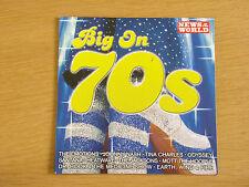 Big On 70s News Of The World Promo CD