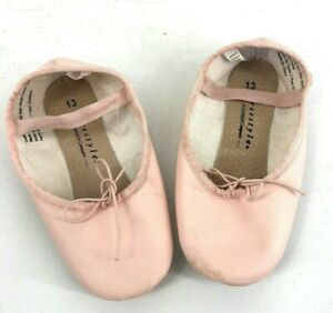 Ballet Shoes Freestyle Pink Flats New sz 13  Girls Youth Kids