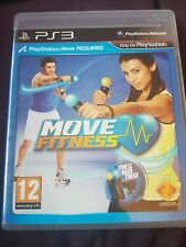 Move Fitness (PS3) VideoGames