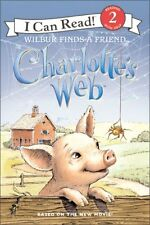 Charlottes Web: Wilbur Finds A Friend (I Can Read Book 2) by Jennifer Frantz