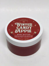 Bath & Body Works Winter Candy Apple Body Butter