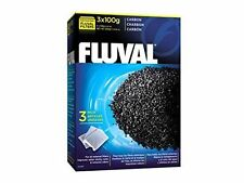 Fluval Activated Carbon 3 x 100-Gram Bags