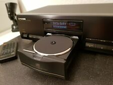 Pioneer PD-S802 -- High End Vintage CD Player -- Original Remote & Users' Manual