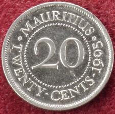 Mauritius 20 Cents 1995 (C1710)