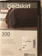 JCPenney Home Collection Classic Stripe Bedskirt QUEEN