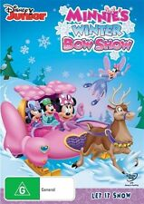 Mickey Mouse Clubhouse - Minnie's Winter Bow Show