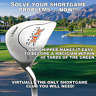 SHORTGAME PGA TOUR FLIPPER CHIPPER MAGIC STROKE SAVER WEDGE PUTTER CUSTOM CLUB
