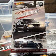 Hot Wheels Modern Classics Car Culture Mercedes-Benz 190E 2.5-16 Evo II