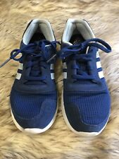 Adidas Cloudfoam tennis shoes blue men's 8.5 Sneakers