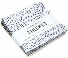 """Thicket Moda Charm Pack 42 100% Cotton 5"""" Precut Fabric Quilt Squares"""