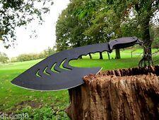 Machete tomahawk Hunting Knife cuchillo de caza Bowie hacha hacha busch cuchillos Nuevo
