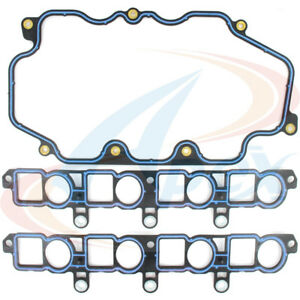 Fuel Injection Plenum Gasket Set-VIN: V, DOHC fits 1999 Ford Mustang 4.6L-V8