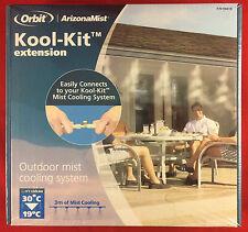 Orbit Outdoor Misting Extension Kit 3m Length 96018 Kool-Kit (19-130)