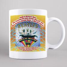 More details for the beatles mug, magical mystery tour album cover mug