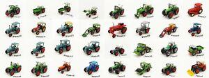 1:87 H0 Traktor Schlepper  Unimog  Landmaschinen Modelle Umbauen Sammlung