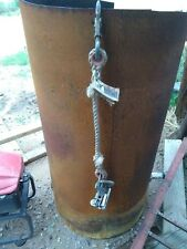 Klein saftey rope lanyard