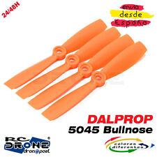 Hélices 5045 DALPROP Bullnose QAV25 Racer 250 Falcon 250 280 RC Drones propeller