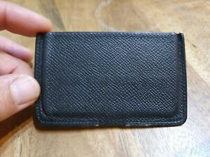 Authentic HERMES Leather Card Slip Authenticate4U