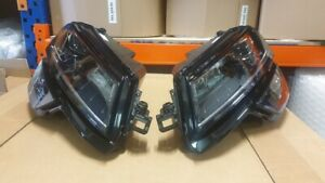 Skoda Karoq UK RHD FULL LED Headlamp Headlight NEW GENUINE SET 57C Complete