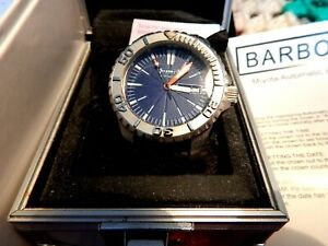 GENTS WATCH BARBOS DIVER  EXCELLENT CASED n.o.s.