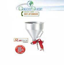 Aerografo ad aria compressa per intonaco/malte 5000ml Ribitech - PRACPCA