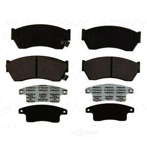 Auto Extra AXMD451 Disc Brake Pads PG Plus Premium Semi-Metallic Brake Pads