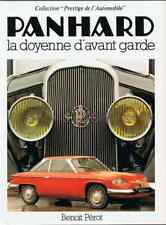 PANHARD.La doyenne d'avant garde.Benoit PEROT.Editions E.P.A.1979. COMME NEUF