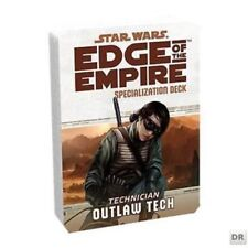 * Star Wars Edge of the Empire Outlaw Tech Deck
