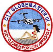 C-17 GLOBEMASTER III , RED BIKINI