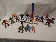 He-Man Masters / Universe MOTU LOT (18) FIGURES as Shown