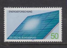 Alemania Occidental estampillada sin montar o nunca montada sello Deutsche Bundespost 1981 investigación energética SG 1965
