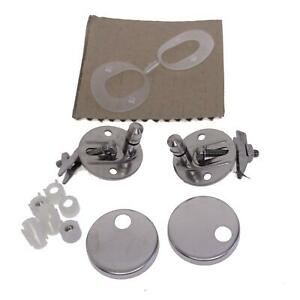IDEAL STANDARD EV287AA CONCEPT SEAT AND COVER HINGE SET SOFT CLOSE