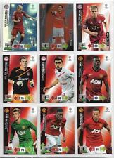 DANNY WELBECK MANCHESTER UNITED MU 2012-13 UEFA CHAMPIONS LEAGUE BASE